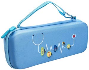 Case Funda para estetoscopio, compatible con 3M Littmann